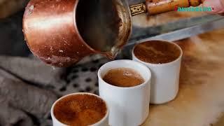Kadim Bahanemiz: Kahve